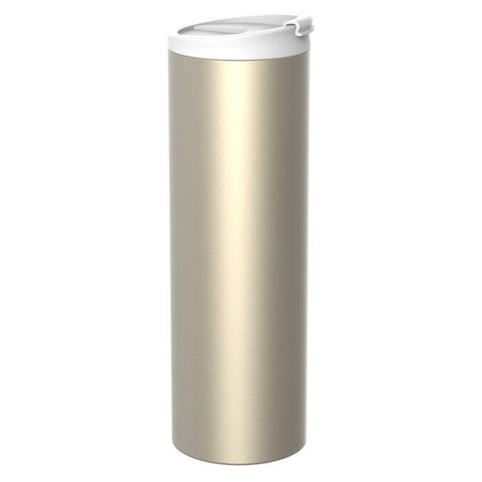 Zak!designs Mug isotherme double paroi inox Champagne On the go 45cl Zak Designs - 45.0000 cl