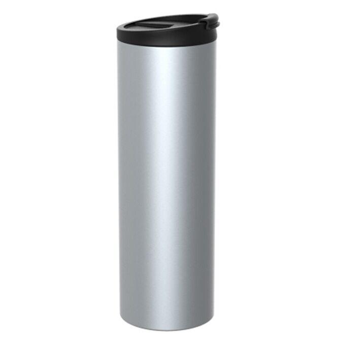 Zak!designs Mug isotherme double paroi inox métal On the go 45cl Zak Designs - 45.0000 cl