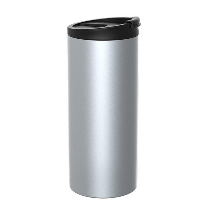 Zak!designs Mug isotherme double paroi inox métal On the go 35cl Zak Designs - 35.0000 cl