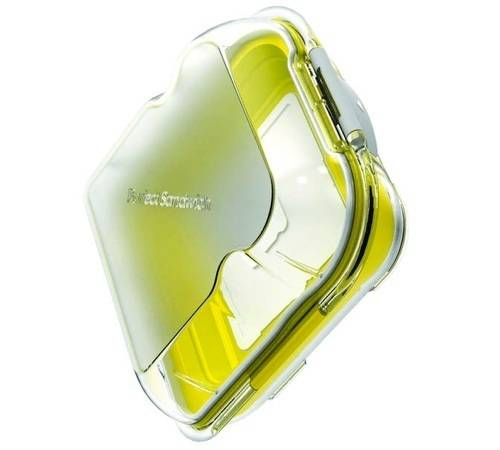 Contain This lunch box perfect sandwich jaune - Contain This - Sans BPA