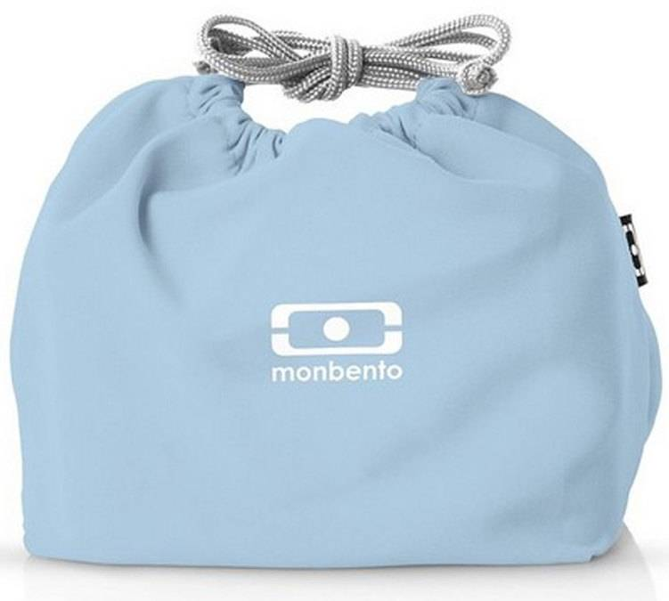 MonBento - MB Pochette Bleu Crystal - Monbento - Sans BPA