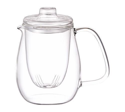Kinto Théière Unitea set filtre verre 72 cl - Kinto - Sans BPA