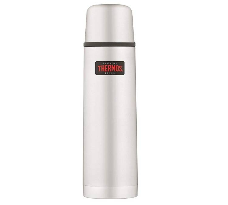 Thermos Bouteille isotherme Light & Compact TherMax inox 50 cl - Thermos - 50.0000 cl