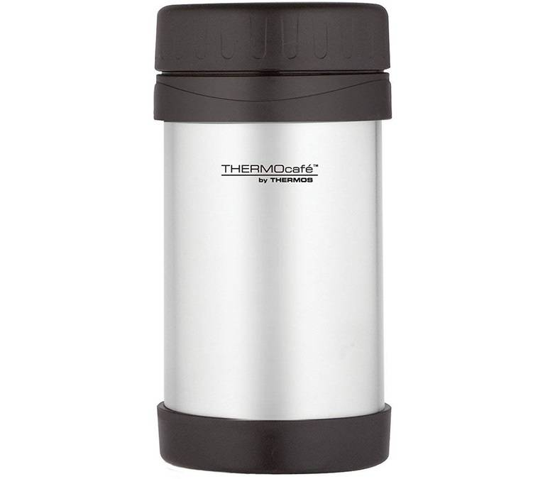 THERMOcafé by Thermos Lunch box isotherme inox Everyday 50 cl - Thermocafé by Thermos - 50.0000 cl