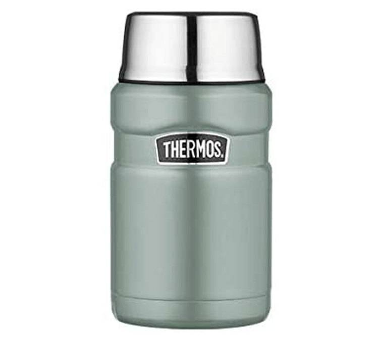 Thermos Lunch box isotherme inox Thermos King Duckegg Vert 71 cl - Thermos - 71.0000 cl