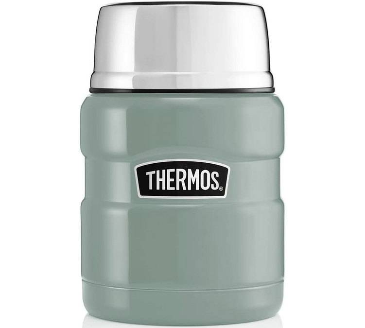 Thermos Lunch box isotherme Duckegg Vert Thermos King 47 cl - Thermos - 47.0000 cl