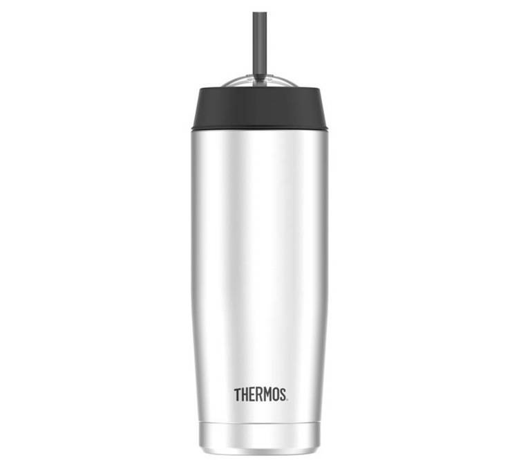 Thermos Tumbler Mug Paille Gtb Basics Inox 53cl - Thermos - 53.0000 cl