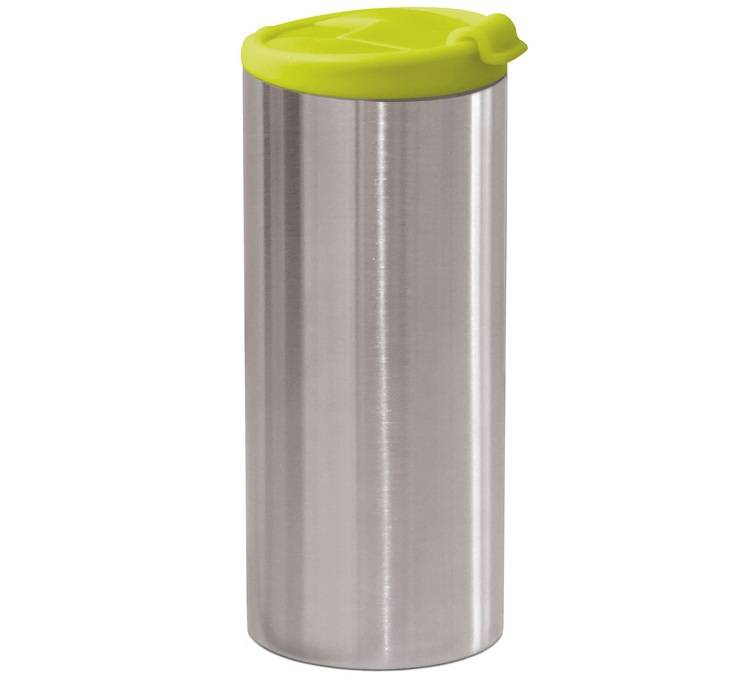 Zak!designs Mug isotherme double paroi inox On the go 35cl vert Zak designs - 35.0000 cl