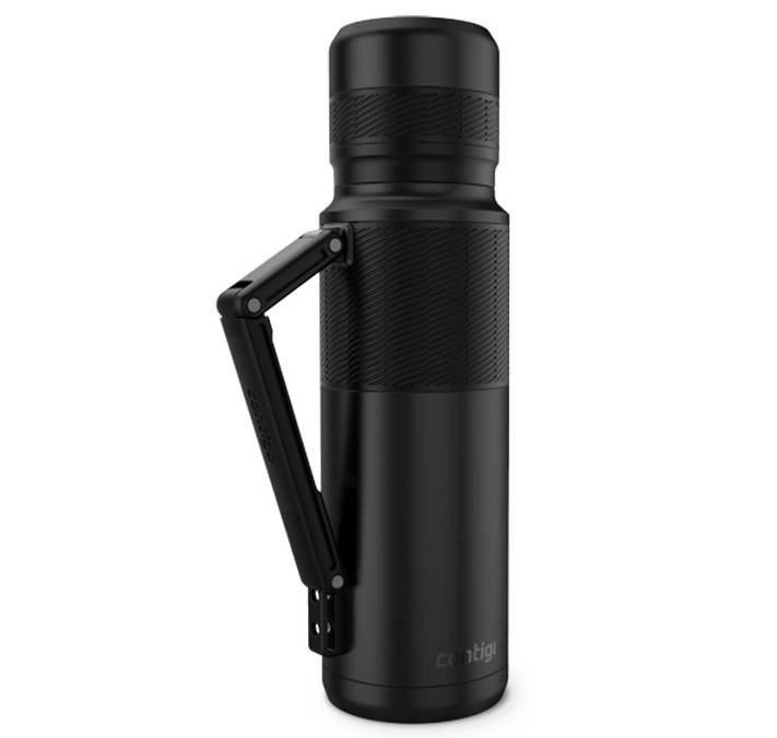Contigo Bouteille isotherme inox Thermal Bottle 1,2L noire - Contigo - 120.0000 cl