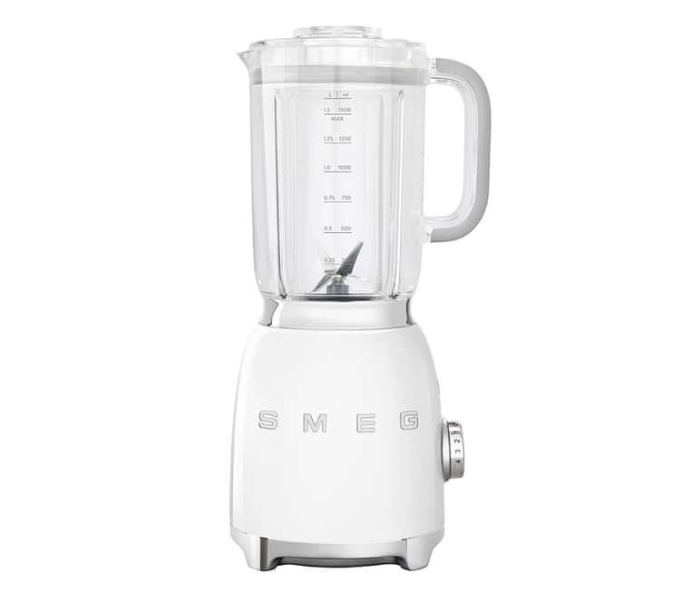 SMEG - Blender Smeg BLF01WHEU Années 50 Blanc - - Sans BPA