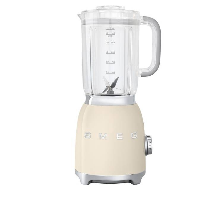 SMEG Blender Années 50 Crème - SMEG - Sans BPA