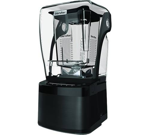Blendtec Blender professionnel Stealth 875 avec caisson phonique - Blendtec - Sans BPA