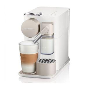 DeLonghi - Machine à capsules Nespresso Delonghi Lattissima One Touch EN500.W blanc + offre cadeau - Publicité