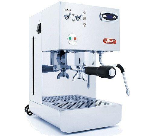 Lelit Machine Expresso Pl41 Plus T Avec Pid - Lelit