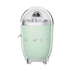 SMEG - Presse-Agrumes Smeg CJF01PGEU Années 50 Vert d'eau - - Sans BPA - Publicité