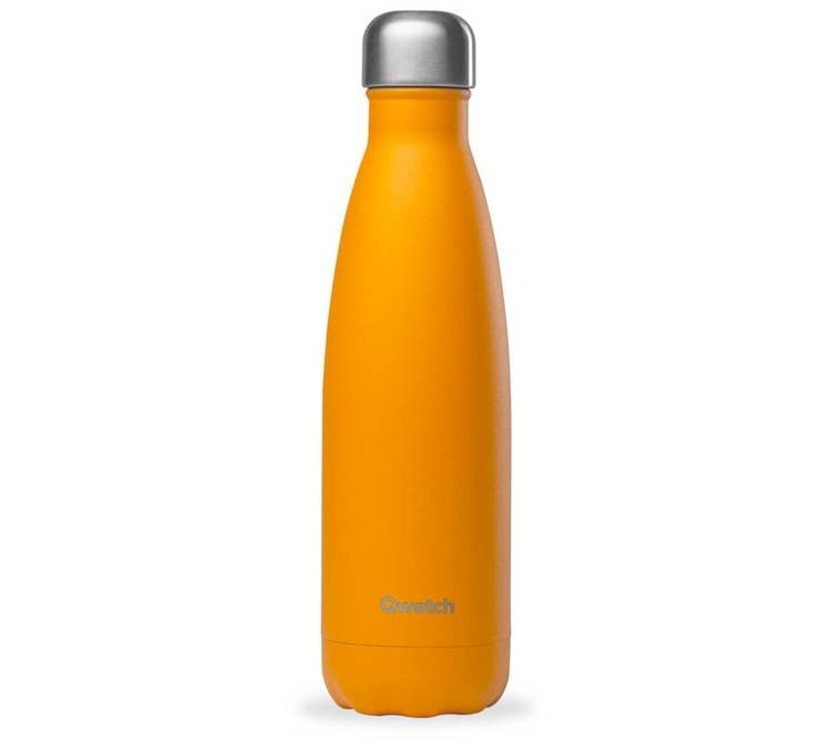 Qwetch Bouteille isotherme inox POP Orange 50cl - Qwetch - 50.0000 cl