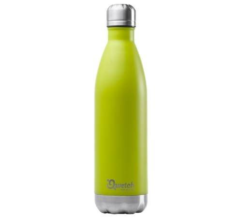 Qwetch Bouteille isotherme inox vert 75 cl - Originals Qwetch - 75.0000 cl
