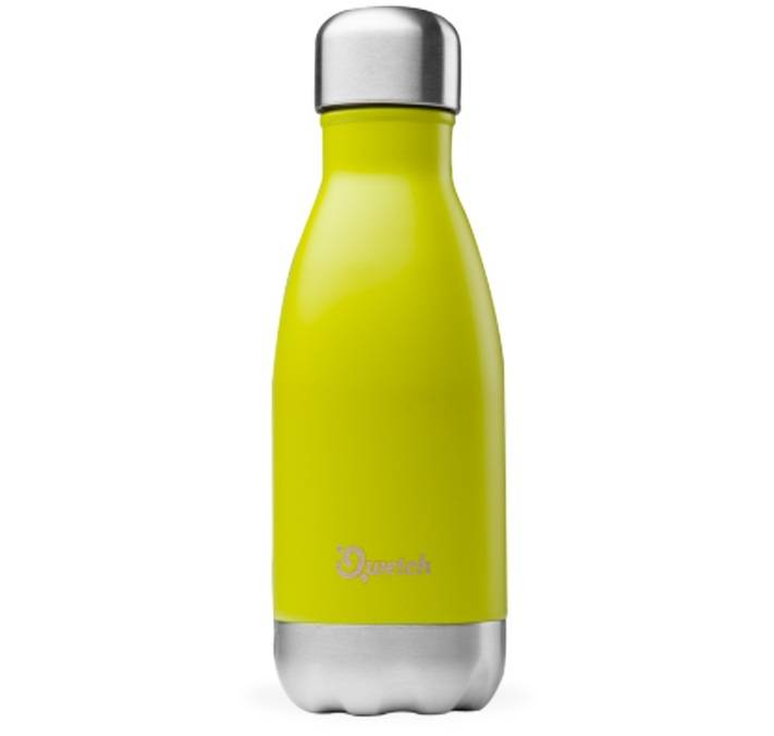 Qwetch Bouteille isotherme inox vert anis 26 cl - Originals Qwetch - 26.0000 cl
