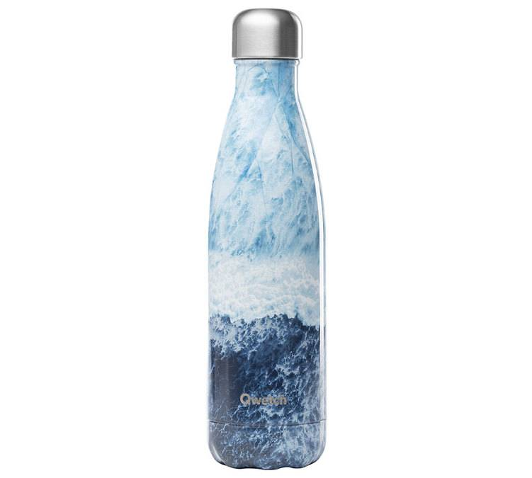 Qwetch Bouteille isotherme inox Ocean Lover 50 cl - QWETCH - 50.0000 cl
