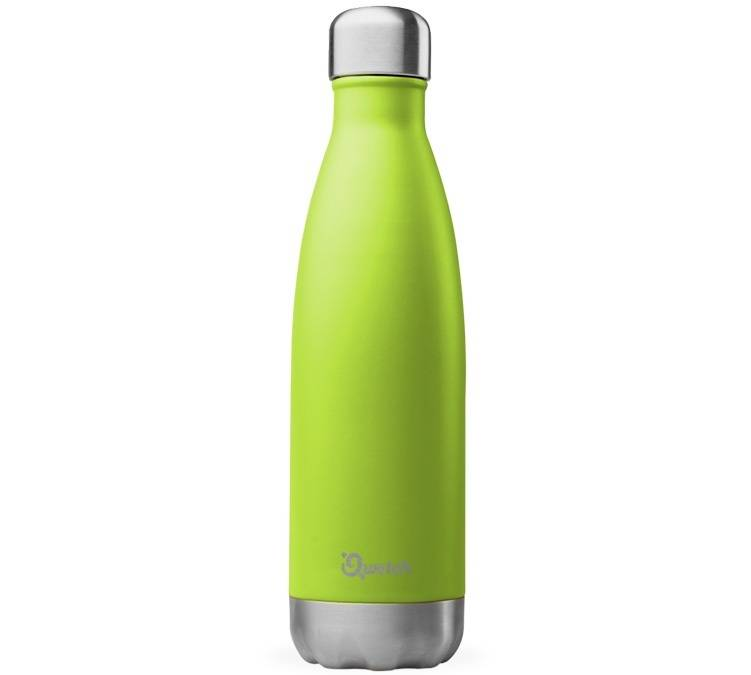 Qwetch Bouteille isotherme inox vert anis 50 cl - Originals Qwetch - 50.0000 cl