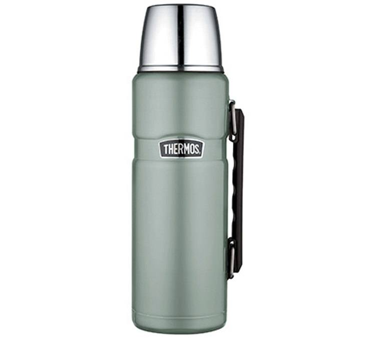 Thermos Bouteille isotherme Inox Thermos King 1,2L Duckegg Vert - Thermos - 120.0000 cl