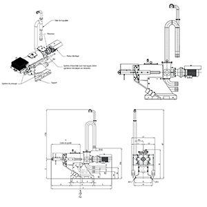 Renson SEPARATEUR DE PHASE D300 5,5KW GRILLE DE 1MM Renson 154184 - Publicité