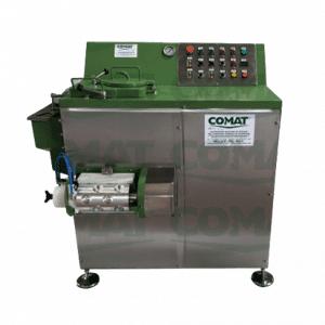comat Unité compacte avec étireuse et machine de moulage COMAT - 30 kg/h UNICA-FV05 - Publicité