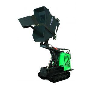 imer MINI-TRANSPORTEUR HYDROSTATIQUE - CARRY 107 HT (Kit ciseaux) avec benne ; pelle chargeuse et voie variable - CARRY 107 HT CE IMER 0801/C0311101 - Publicité