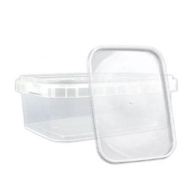 Fdstore Cube 280 pour aliments - Paquet de 576 pcs (bocal + couvercle) Fdstore CUBETTO280