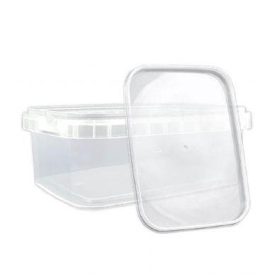 Fdstore Cube 450 pour denrées alimentaires - Paquet de 460 pcs (bocal + couvercle) Fdstore CUBETTO450