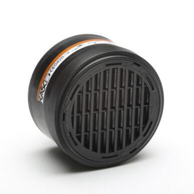 KASCO Srl Filtres ZA2B2P3 pour masque respiratoire - Set composé de 4 filtres Kasco 601025
