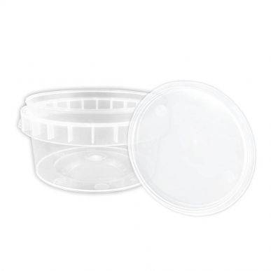 Fdstore Bocal + couvercle mod Geppetto 90 pour aliments - Paquet de 1288 pcs (bocal + couvercle) Fdstore GEPPETTO090