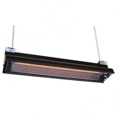 Syner progetti Lampe infrarouge pour porcelets et volaille S-LCA 750 - NOIR Syner progetti S-LCA-750