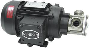 Renson POMPE ROTOR FLEXIBLE TRI 1,1KW - G90 Renson 111016