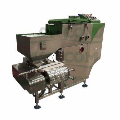 comat Unité compacte avec étireuse et machine de moulage COMAT - 120 kg/h UNICA-FV25