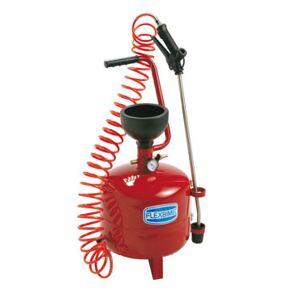 Flexbimec Nébulisateur pneumatique en acier trempé - de capacité du réservoir de pression de 16 l Flexbimec 3316 - Publicité