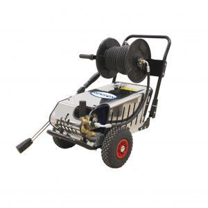Renson Nettoyeur haute pression eau froide SILVERTRIO 200 bars 15 L/min TOTAL STOP ENROULEUR Renson 140715 - Publicité