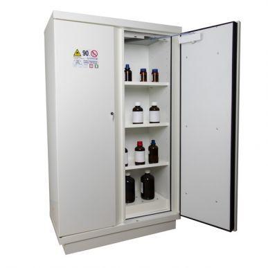 Trionyx Armoire de sécurité EN 14470-1 - 105 minutes pour produits inflammables - haute 2 portes Trionyx 795+900E