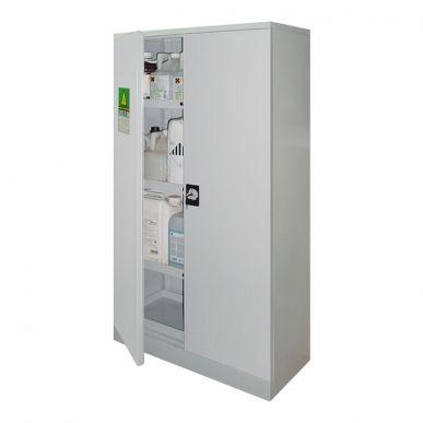 Trionyx Armoire de sécurité en kit pour produits phytosanitaires - Haute 2 portes Trionyx APK302