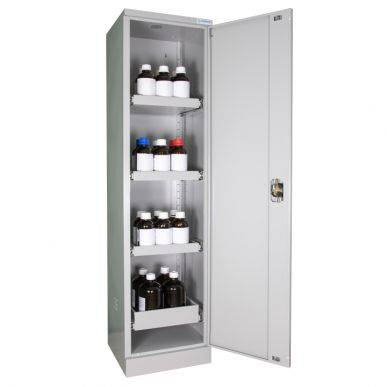 Trionyx Armoire de sûreté à tiroirs pour produits dangereux - Haute 1 porte Trionyx ALT155