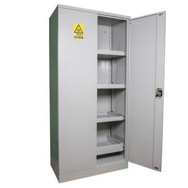 Trionyx Armoire de sûreté à tiroirs pour produits dangereux - Haute 1 porte Trionyx ALT305