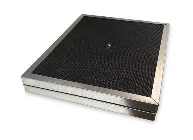 EXACTA Filtre à charbon actif pour solvants et acides (pour caisson de filtration) EXACTA EOMP
