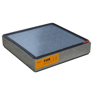 Trionyx Filtre à charbon actif pour vapeurs de formaldéhyde pour caisson H50C Trionyx FOR50
