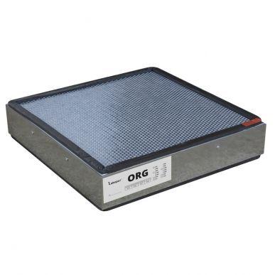 Trionyx Filtre à charbon actif pour vapeurs organiques pour caisson H50C Trionyx ORG50