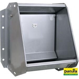 """Patura Abreuvoir inox à clapet Mod. 480, Raccord 3/4"""" par le haut, débit 30 l/min Patura 1300481 - Publicité"""