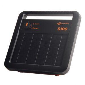 Gallagher Electrificateur de clôture solaire S100 346304 - Publicité