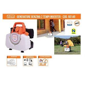 Goldenmile Groupe électrogène - Générateur de courant INVERTER 900W - 220V 2 temps Vinco - 60149 Goldenmile 5145 - Publicité