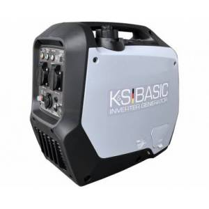 K&S BASIC Groupe électrogène onduleur KSB 22i S - 2000 W (230V) - Générateur inverter. K&S; BASIC KSB 22iS - Publicité
