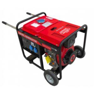 Sicilzappa Groupe Électrogène Ramnay Monophasé Diesel K5Dmie K5DMIE - Publicité