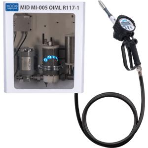 OMPI Kit de distribution électrique 12 Vcc AdBlue OMPI 70300 - Publicité